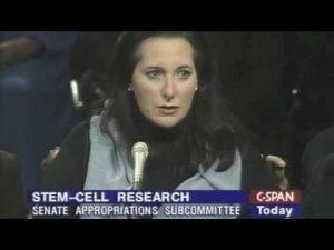 Stem Cell ALS Research Publicity