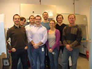 ALS Researchers Working Together
