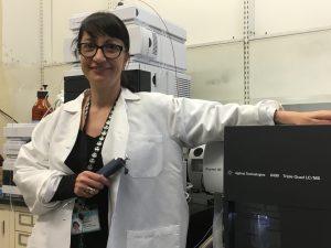estela + lipidomics machine